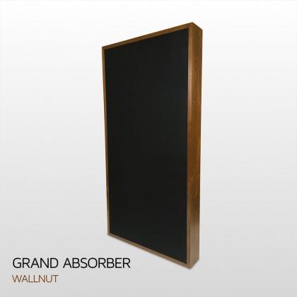 Grand Absorber Wallnut