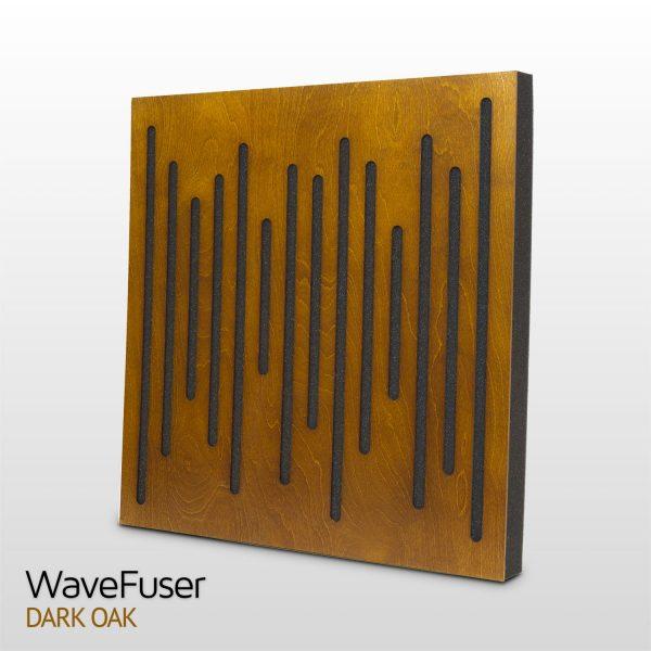 WaveFuser acoustic panel oak
