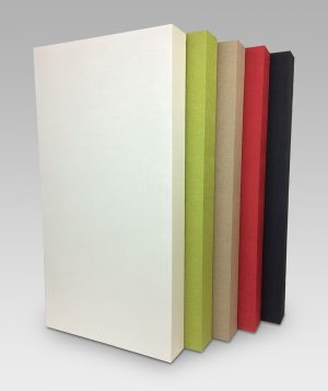 Broadband acoustic panels