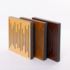WaveFuser Wood foam acoustic panels