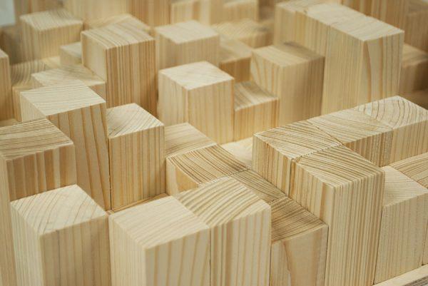 Skyline wooden diffuser