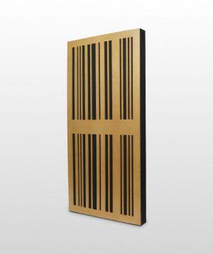 Slat AbFuser acoustic absorber / diffuser