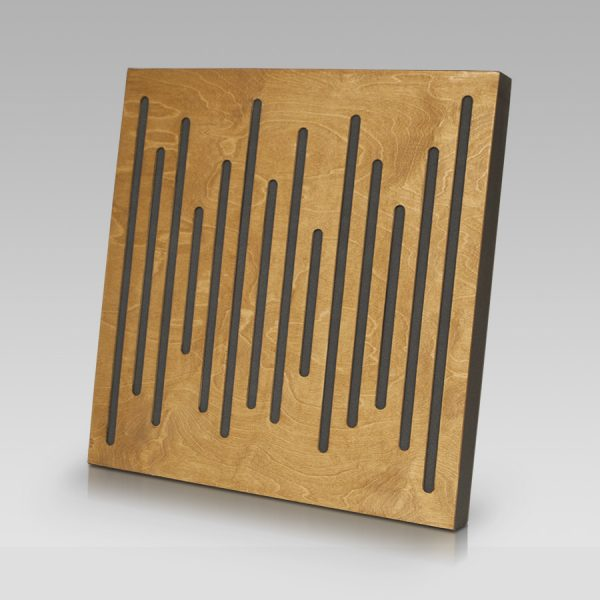 Acoustic Panel WaveFuser Oak