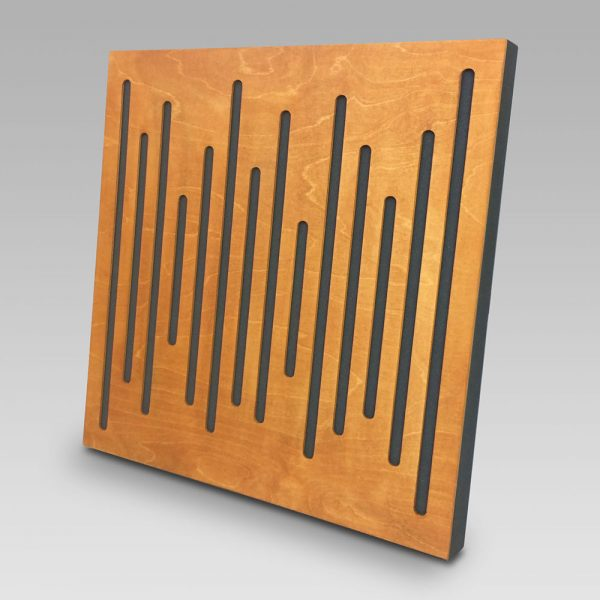 Acoustic Panel WaveFuser Cherry