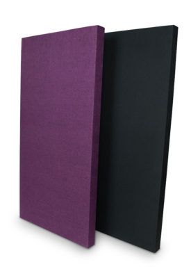 Wall Pro sound absorbers