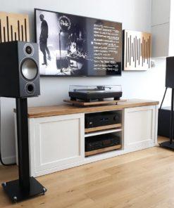 panele akustyczne wavefuser na ścianę