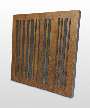 Alpha acoustic panel