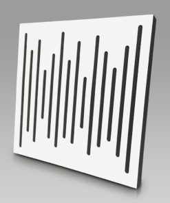 Acoustic Panel WaveFuser White