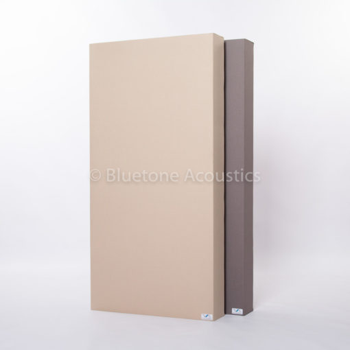 Studio Spectrum acoustic absorber beige and elephant
