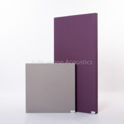 Bluetone Wall Pro soundproof panels silver and violet