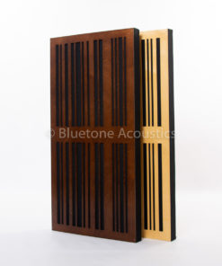 Bluetone Slat AbFuser hybrid acoustic panels