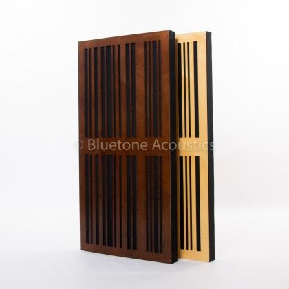 Bluetone Slat AbFuser hybrid acoustic panels